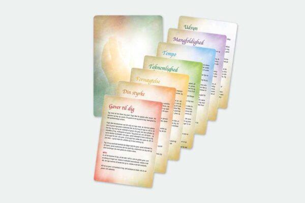 Divine-guidance kort