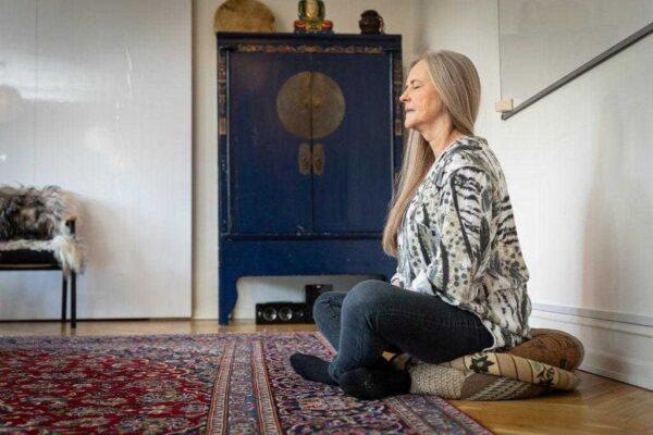 Walk-in-meditation